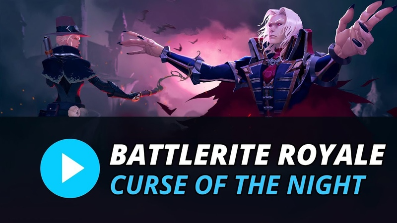 Curse Of The Night - Teaser Trailer