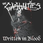 The Casualties альбом Written in Blood