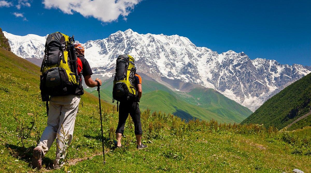 Архыз и Красную Поляну свяжет пеший туристический маршрут