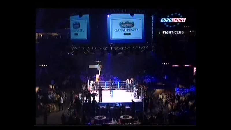 2005.10.09 - Gegard Mousasi vs. Stefan Klever [Bushido Europe - Rotterdam Rumble]