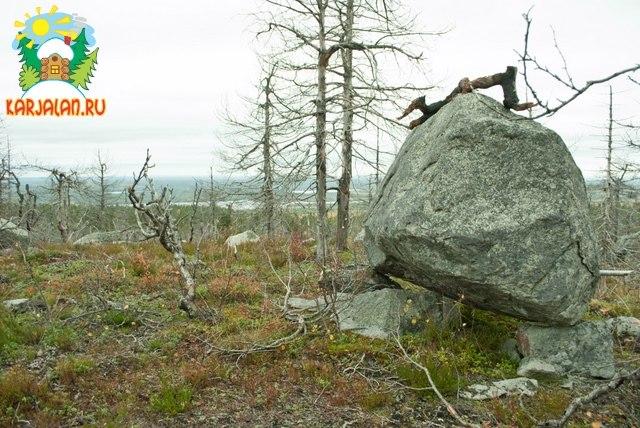 Гора в петрозаводске