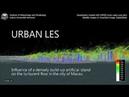 Urban Large Eddy Simulation