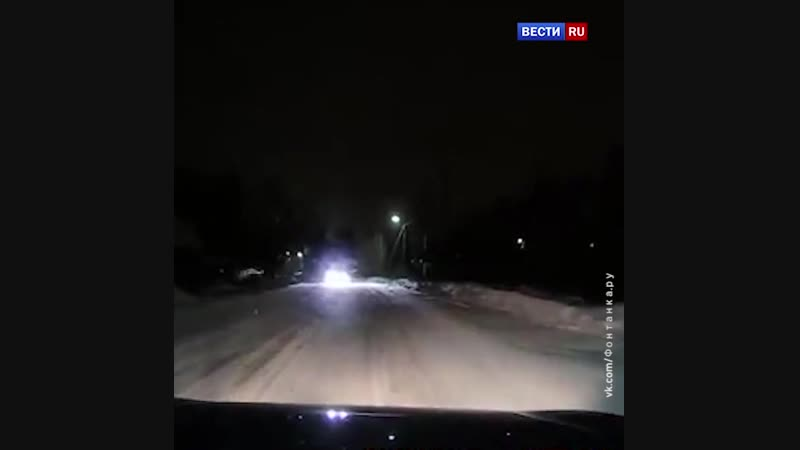 Видео: в Псковской области иеродиакона запретили в служении после ДТП в нетрезвом виде