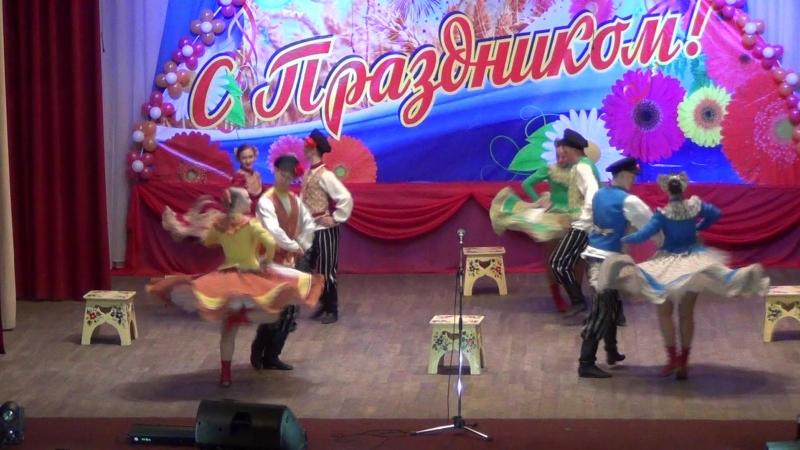 1.4. НОККиИ Ансамбль народного танца Русичи - Кадриль