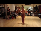 Tango Lesson- Homers Favorite Close Embrace Right Turns