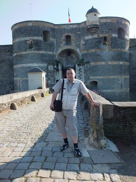 замок в Анже