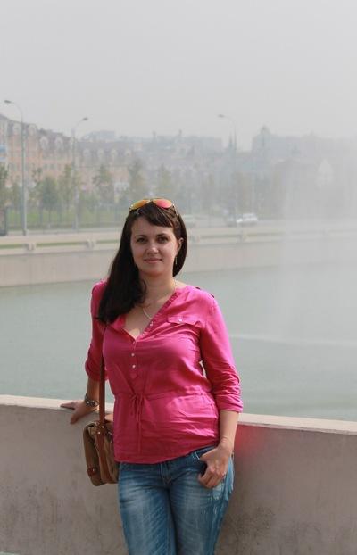Юлия Гарнаженко, 19 ноября 1986, Самара, id9207204
