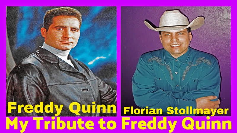 My Tribute to Freddy Quinn 2 Aloha Oe High Noon Vaya con Dios Oh my Darling Clementine