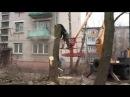 Kauno valdžia - Panemunės žalumos naikintoja. 2014 02 10