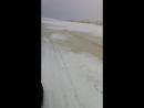 Апрель, 6, по Венже на снегоходе.