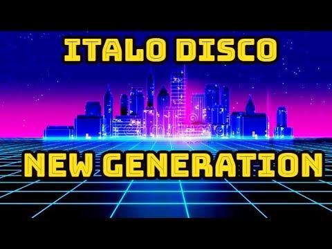 New Italo Disco (2017) - Tq Linda Jo Rizzo - Out Of The Shadow / HQ ✅