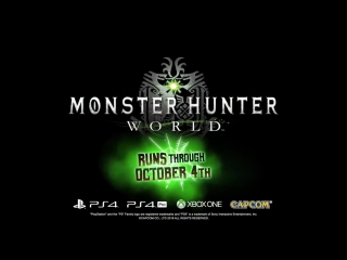 Monster Hunter: World – Хэллоуин