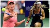 Maria Sharapova vs Dominika Cibulkova 2018 Rome Open Highlights HD 720p50 Set 3