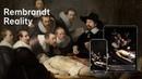 Rembrandt Reality app Tijdreizen naar 'De anatomische les' van Rembrandt