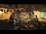 Magic Stix - Two Steps Behind (Def Lepard cover)  24.11.13 Паб Ирландец