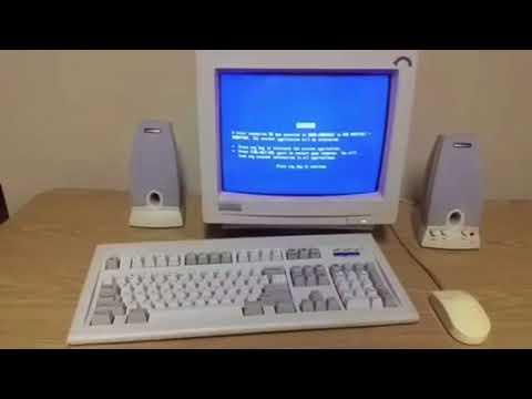 BSOD Windows Compilation 1