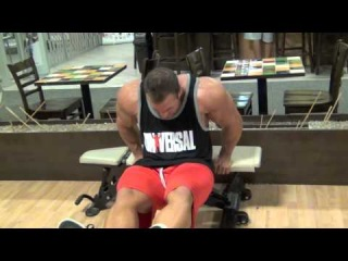 ANTOINE VAILLANT & LANGLOIS - TRAINING & POSING MIX (SPECIAL CAMEO : NICKY BOYY)