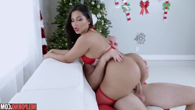 MYLF: Rose Monroe - fuck girl on new year with big ass (porno,sex,cumshot,couples,bigass,dick,cock,booty,hd,full)