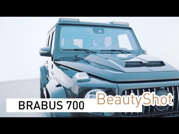 BRABUS 700 based on Mercedes G 63 | BeautyShot