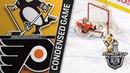 Pittsburgh Penguins @ Philadelphia Flyers (R1,G6:4-2)(8-5)(22.04.18)
