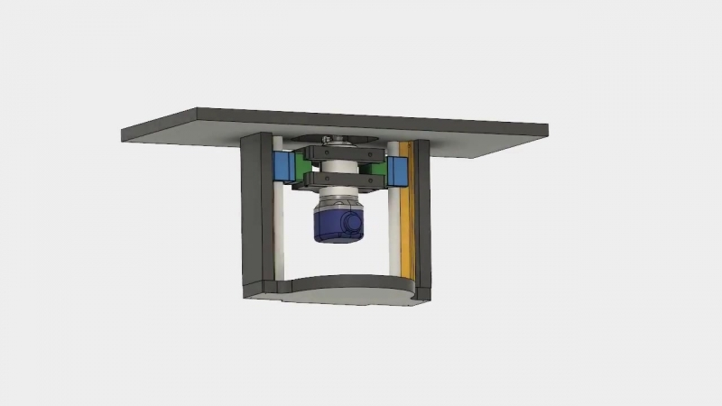 Модель лифта для фрезера Makita RT0700C