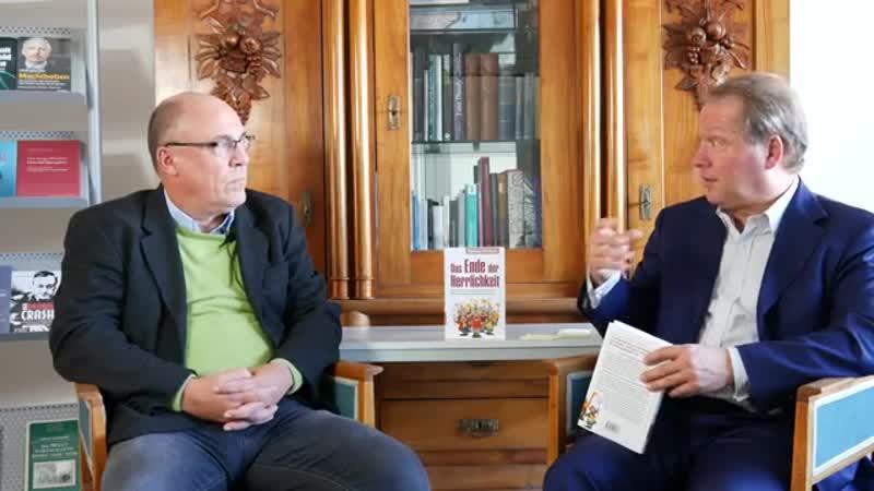 """""""Der deutsche Michel wetzt schon die Heugabel-"""" Max Otte im Gespräch mit Markus Gärtner(1)"""