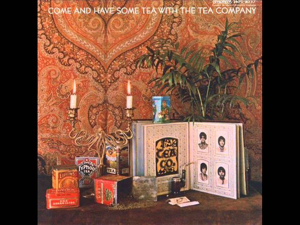 The Tea Company - Come And Have Some Tea 1968 (FULL ALBUM) [Psychedelic Rock]