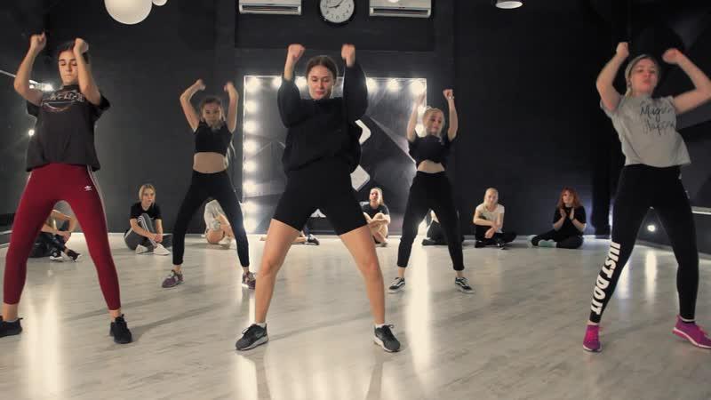 Style G Touch Down Dancehall Sveta Orlova
