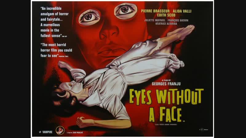 Глаза без лица (1959) ужасы, драма