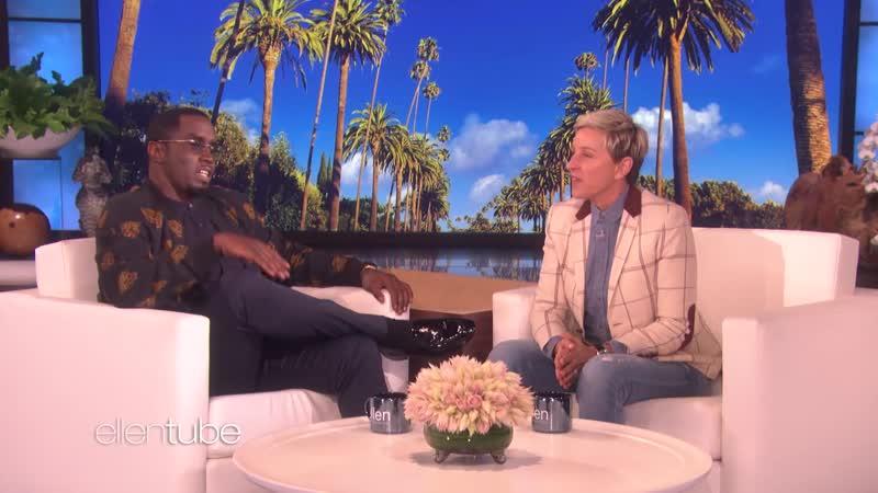Пи Дидди (Паф Дедди) НЕ боится клоунов /Sean 'Diddy' Combs Proves He's Scared of Clowns