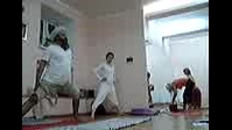 Гуруджи Дев Дас Махарадж. Семинар по йоге. Часть 1.