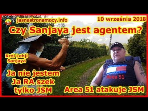 Czy Sanjaya jest agentem❓ Ja nie jestem Ja RA szek tylko Jasna Strona Mocy‼ Area