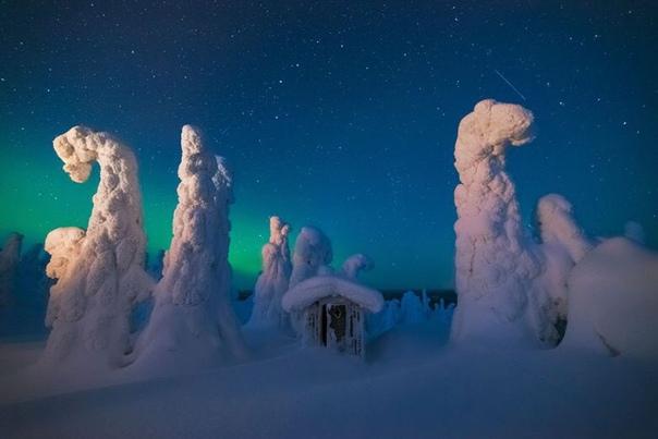 Так хочется в Лапландию!