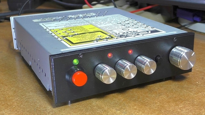 Самодельный усилитель звука 2 х 100 Вт (мс TDA7498) ОБЗОР, СБОРКА и ТЕСТ