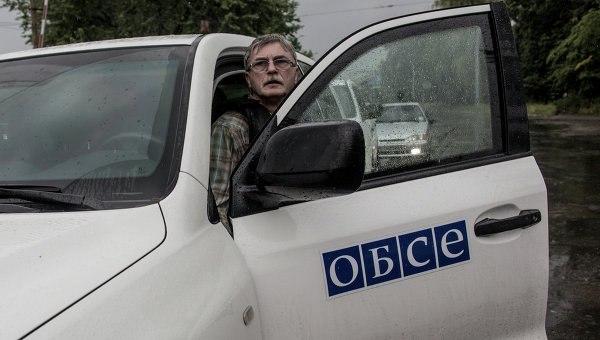 Первые наблюдатели ОБСЕ прибудут в Ростов сегодня
