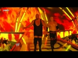 Big Show, Kane, Marella, Kingston vs. The Corre WrestleMania 27.2011