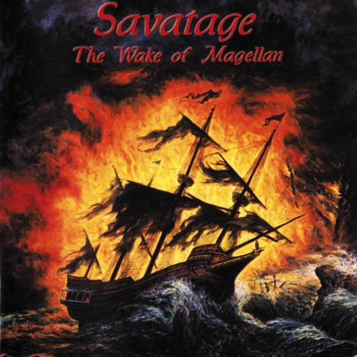 Savatage альбом The Wake of Magellan (Bonus Track Edition)
