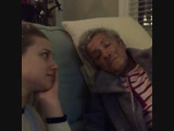 instagram Amy 18.12.2018 Lili and her grandmother