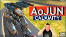 War Robots Ao Jun на Calamity