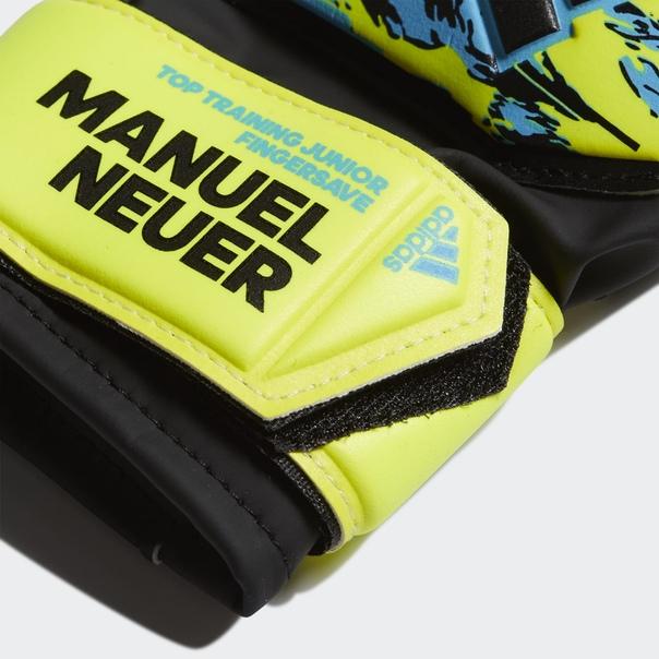 Вратарские перчатки Predator Manuel Neuer Fingersave