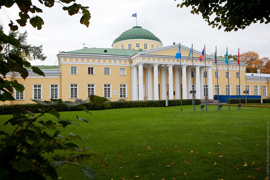 Таврический дворец Санкт-Петербург СНГ