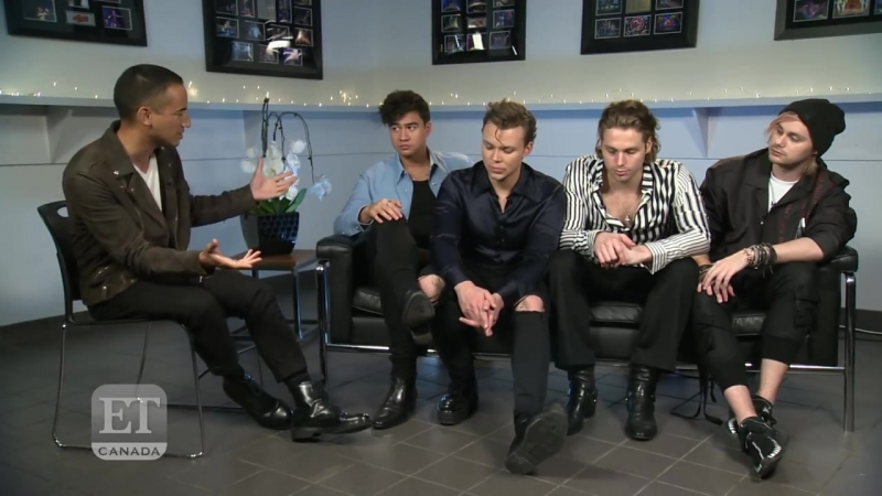 5 Seconds Of Summer Talk Youngblood, Hiatus _ EXTENDED