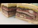 Shooter's Sandwich - Beef Wellington Sandwich - How to make a Shooter's Sandwich