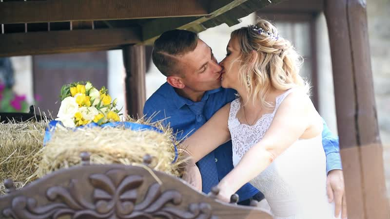 Свадебное видео Александр и Оксана