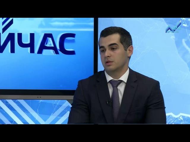Здесь и сейчас Директор АСИ в СКФО Магомед Шейхов министр экономразвития Алий