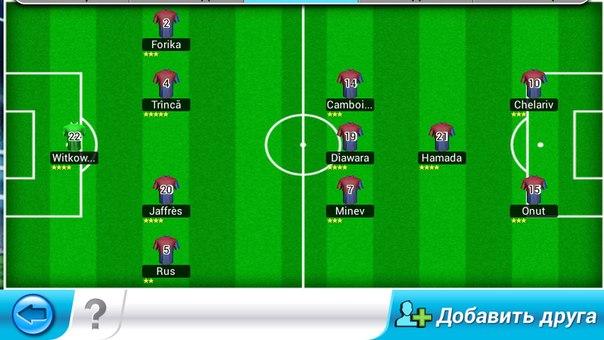 Top Eleven (Футбольный online