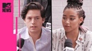 How Cole Sprouse, Amandla Stenberg More Stay Sane on Social Media | MTV News