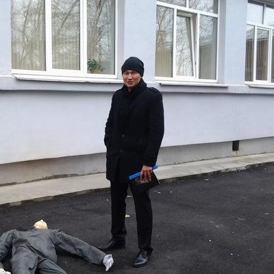 Субудай Аракчаа, 2 ноября , Санкт-Петербург, id70649901