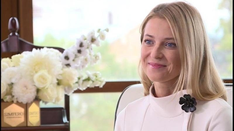Наталья Поклонская рассказала, как проводит медовый месяц
