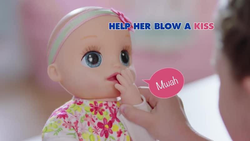 кукла Моя Любимая Малютка